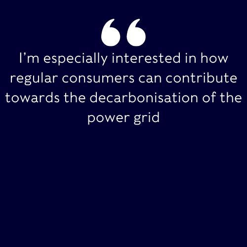 Tom Grimwood, energy editor, Utility Week