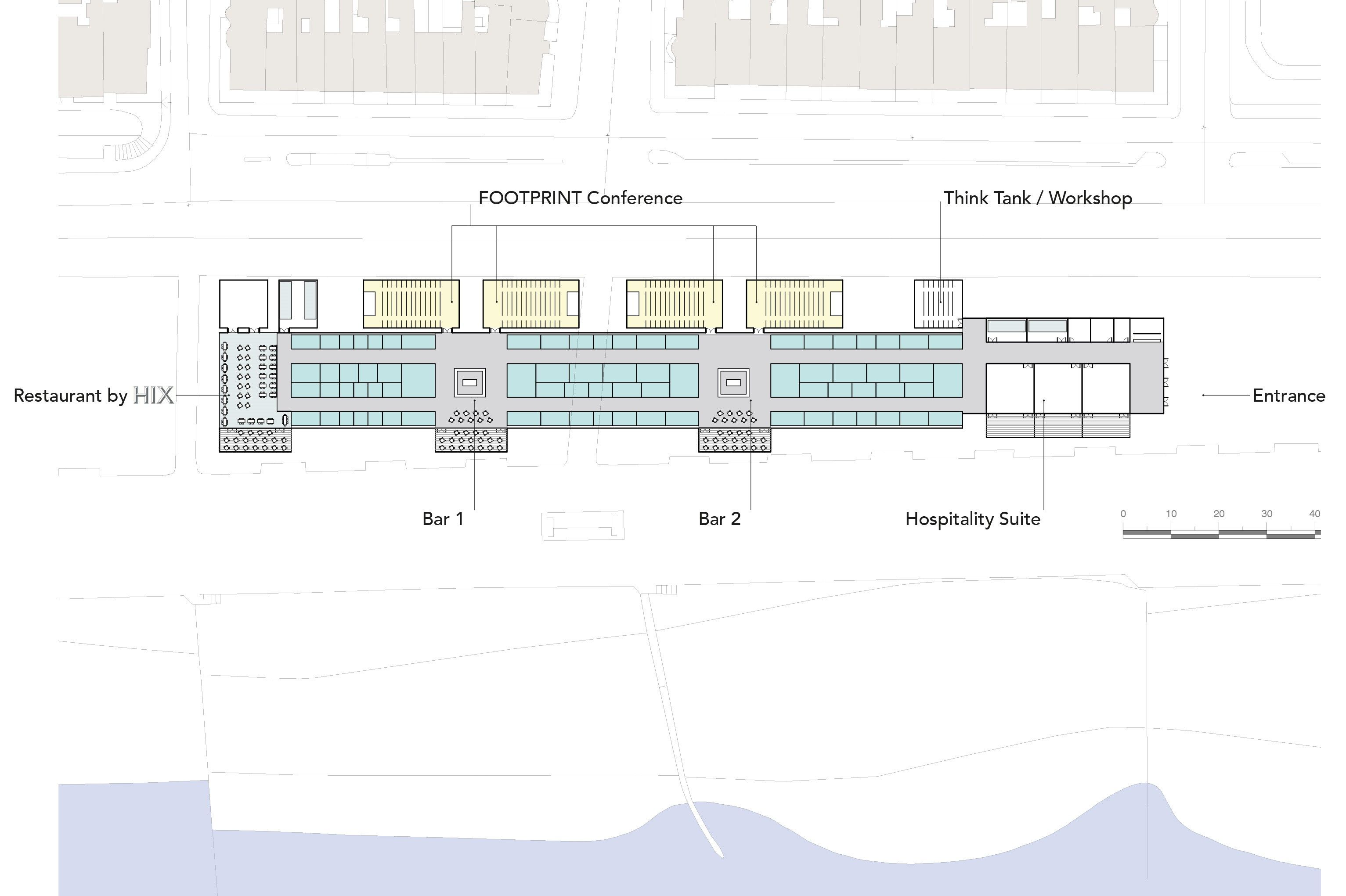 Footprint brighton site plan