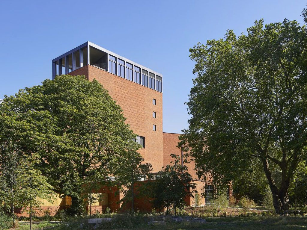 Lambeth Palace Library and Archive
