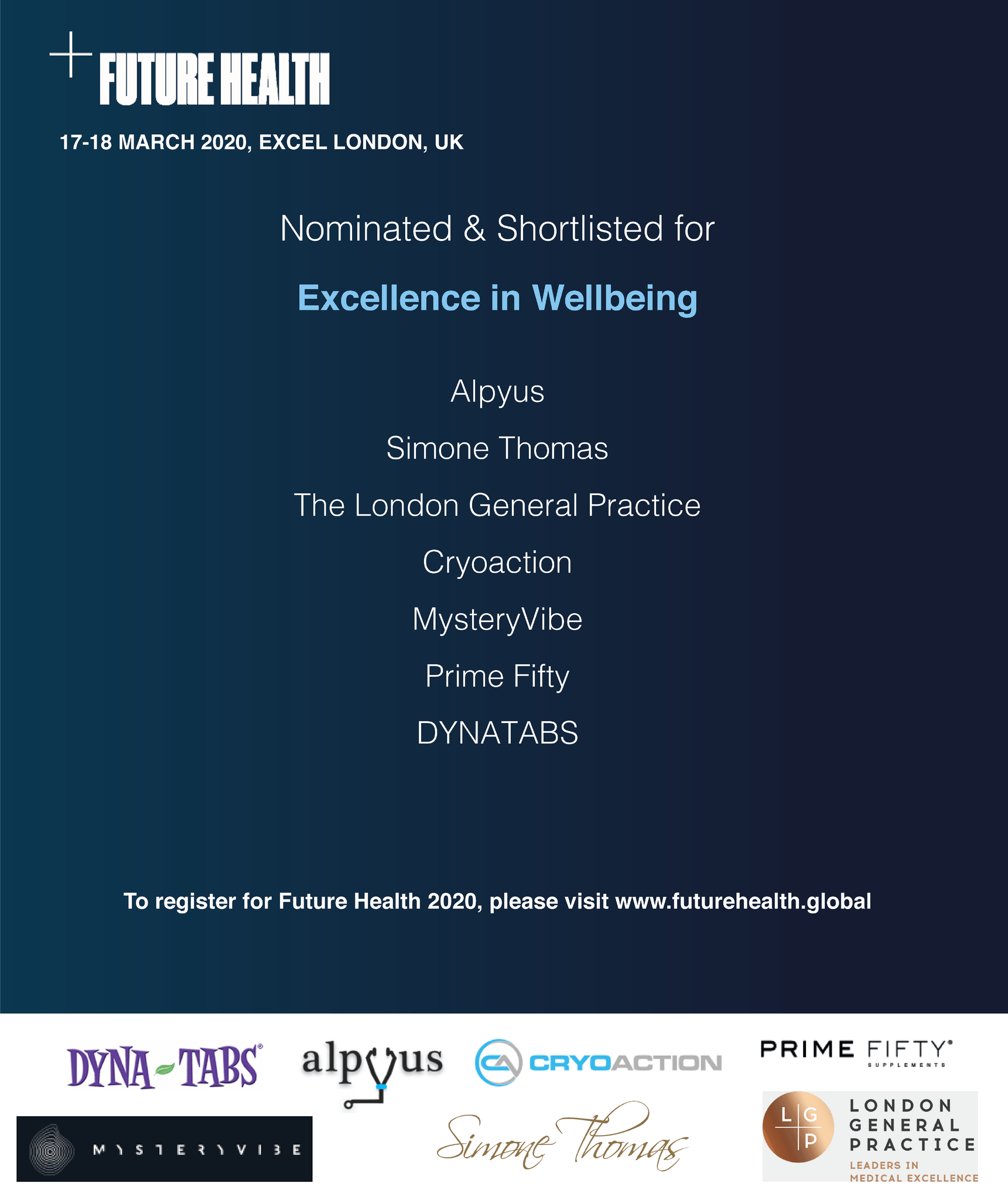 Excellence in Wellbeing