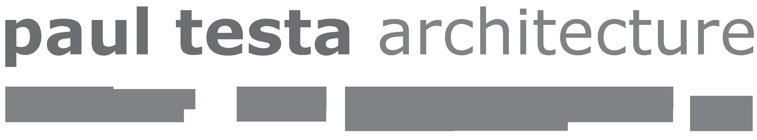 Paul Testa Architecture