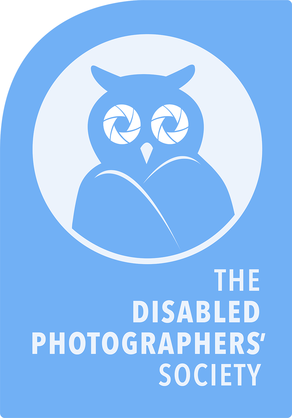 The Disabled Photographers' Society logo
