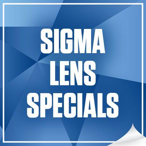 Sigma deals