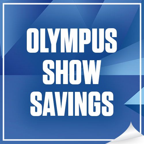 Olympus offers