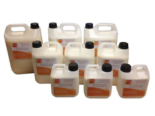 Inkjet Canvas Liquid Laminate