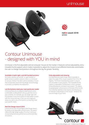 Contour Design Unimouse