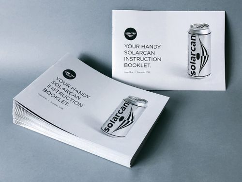 The Solarcan Instruction Manual
