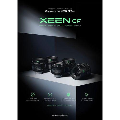 Xeen CF Catalogue 2020/21