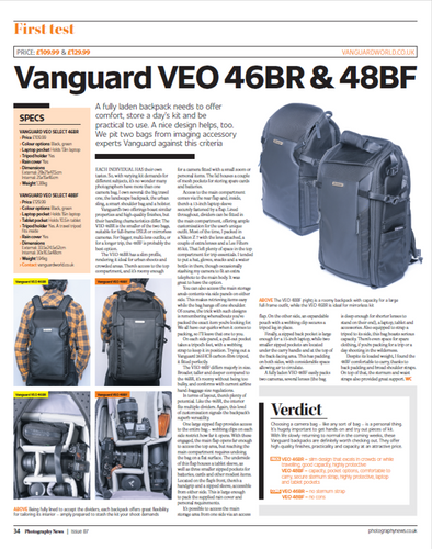Photography News Review - VEO Select 46BR and 48BF
