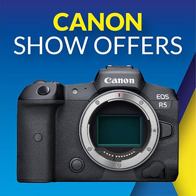 Canon Show Offers