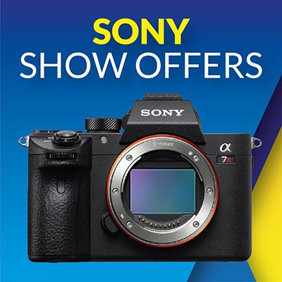 Sony Show Offers