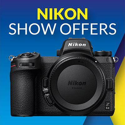 Nikon Show Offers