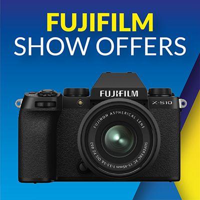 Fujifilm Show Offers