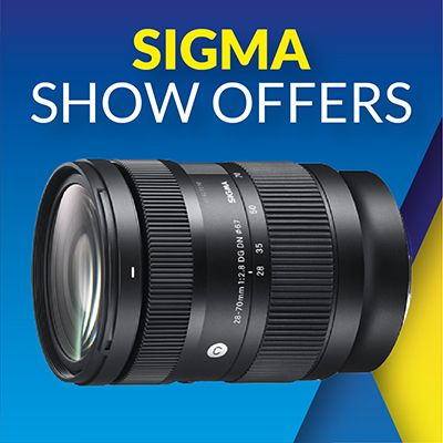 Sigma Show Offers