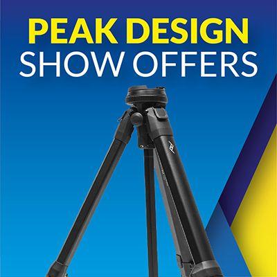Peak Design Show Offers