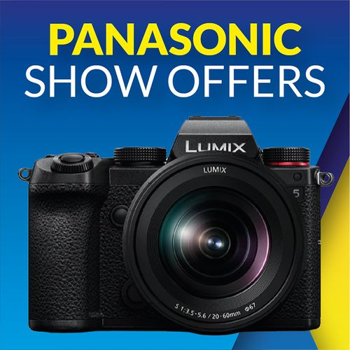Panasonic Show Offers