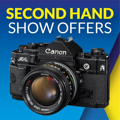 Second Hand Show Offers