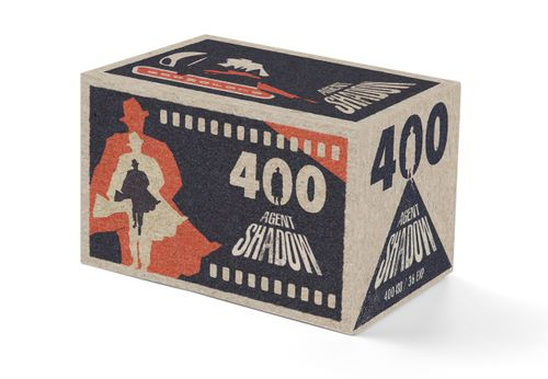 Agent Shadow 400 film