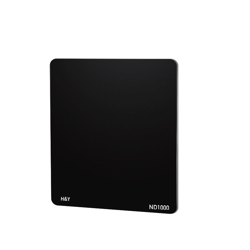 H&Y 100x100mm 10-stop and 6-Stop Fixed Neutral Density Filters