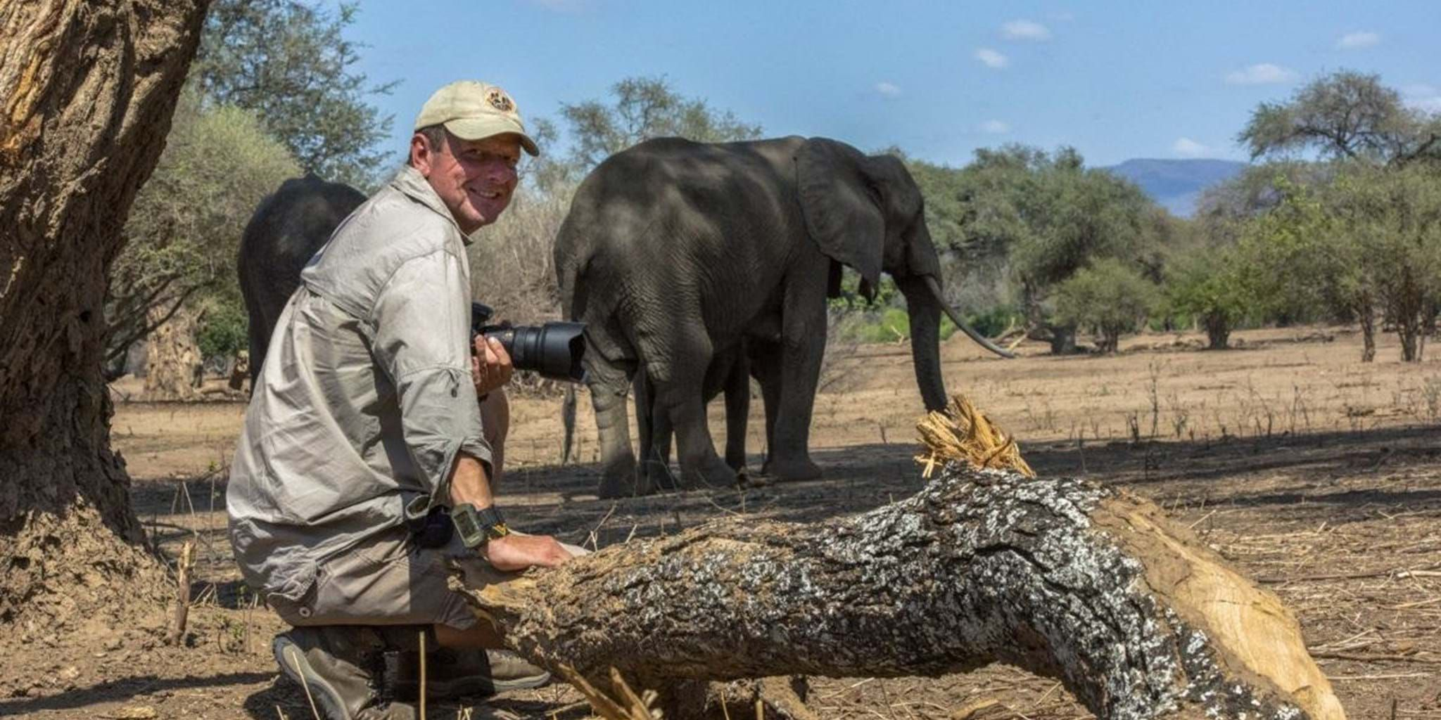 Zimbabwe Mana Pools Wild Dogs Safari Special With Award-Winning Photographer Nick Dyer