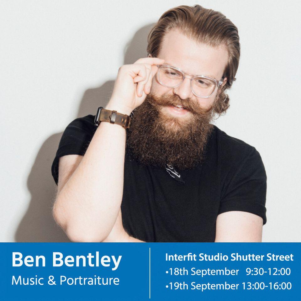 Ben Bentley Music & Portraiture