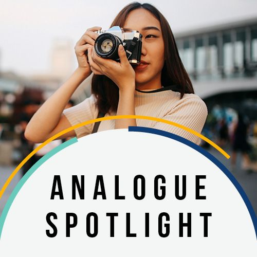 Analogue Spotlight