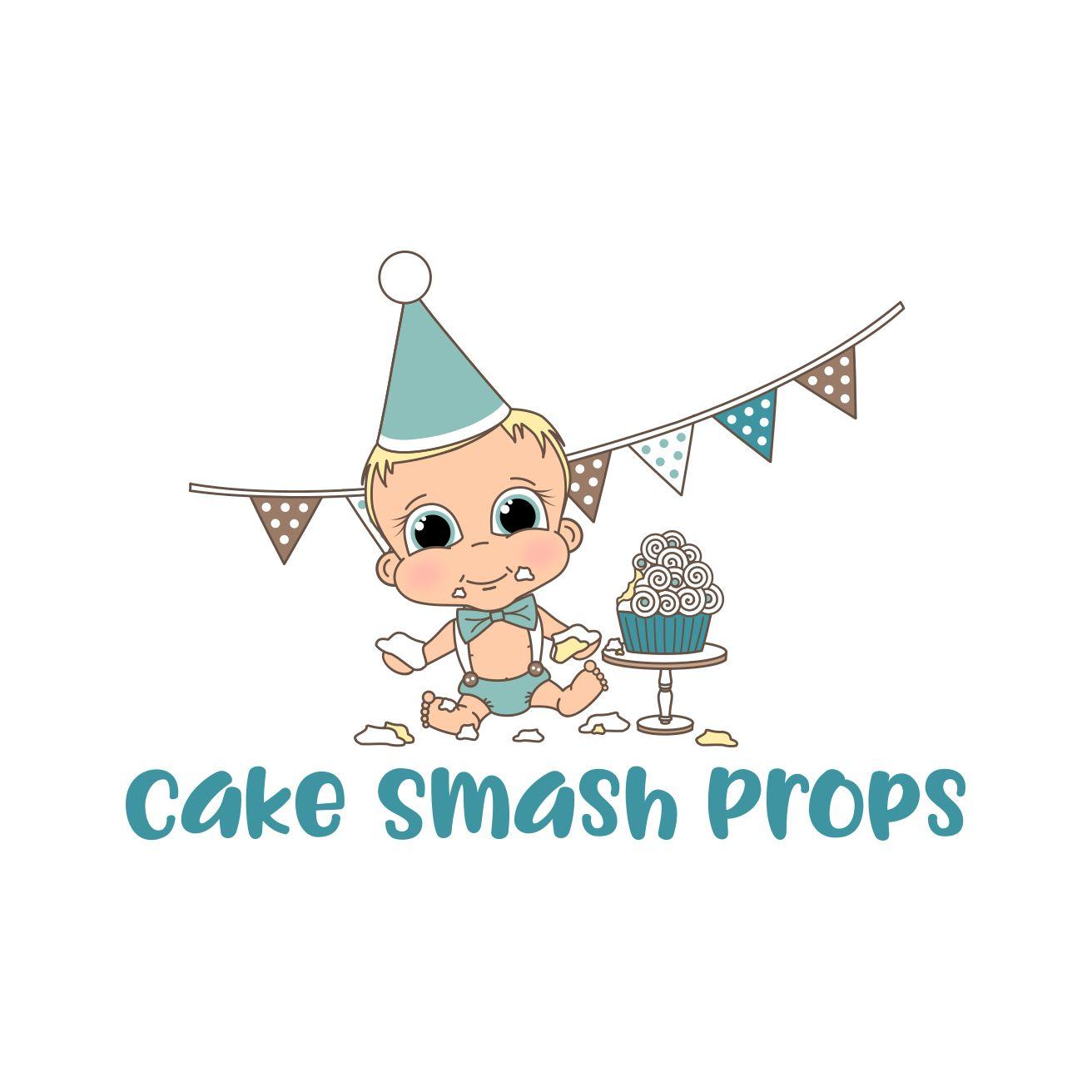 Cake Smash Props
