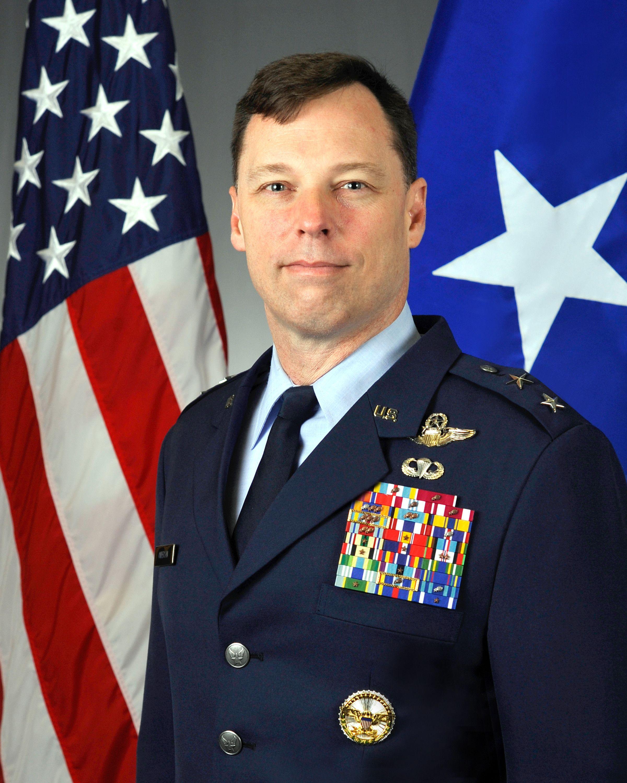 Major General Dagvin R.M. Anderson