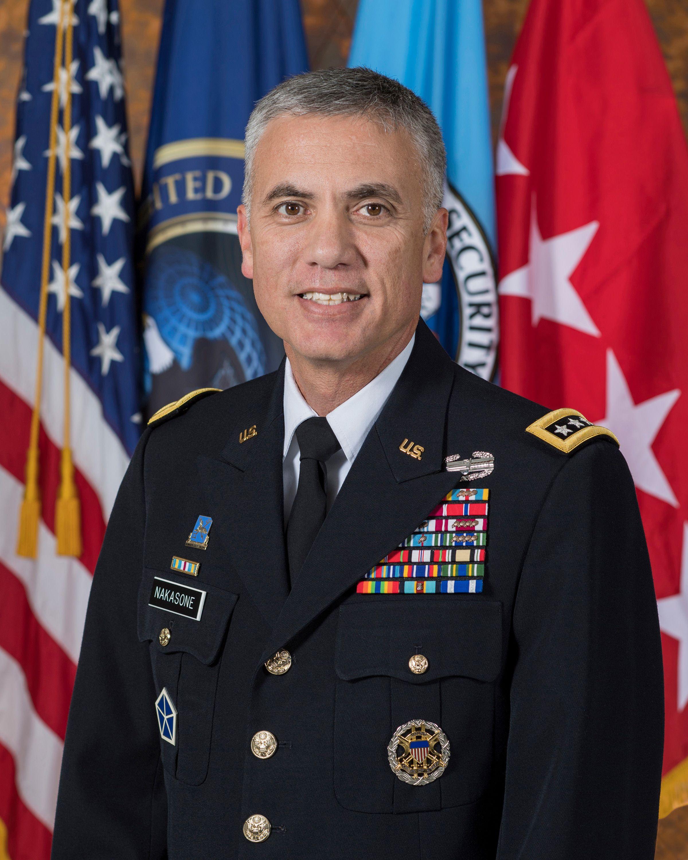 General Paul M. Nakasone
