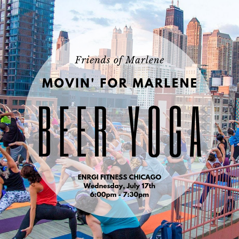 Rooftop Beer & Yoga