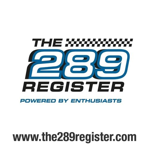 The 289 Register