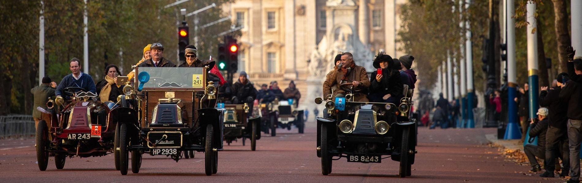 London to Brighton Veteran Car Run gets the green light for 2020