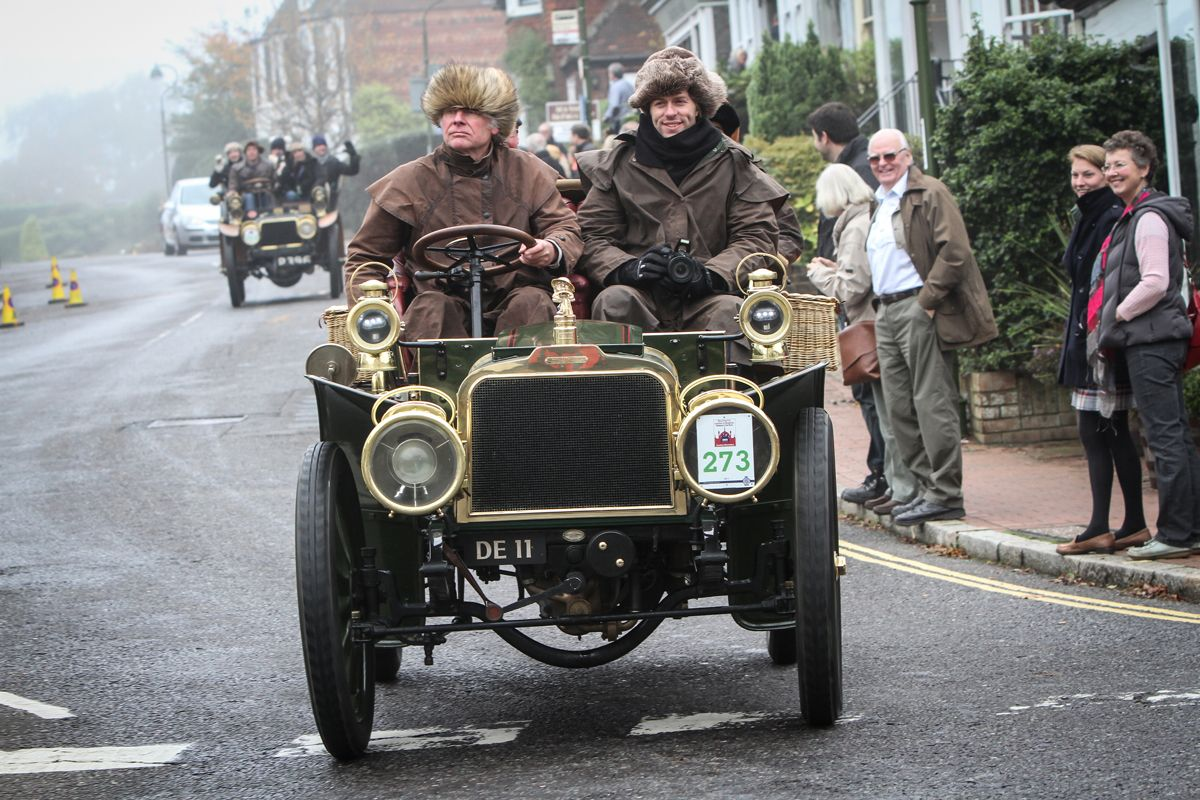 ENTRIES REVVING UP FOR 125th ANNIVERSARY LONDON TO BRIGHTON