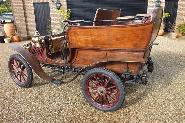 1901 Georges Richard 8hp Type E