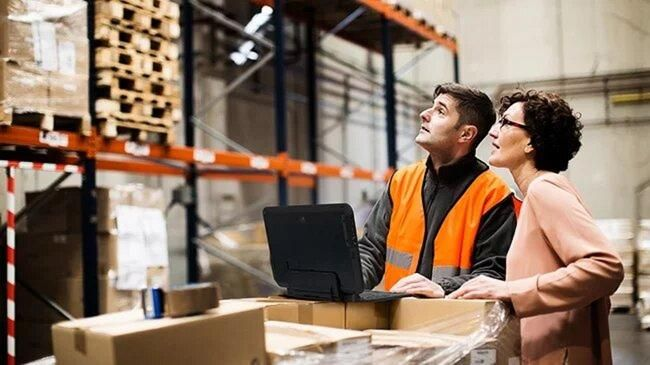 Toughbook Mobility Supply Chain Solutions