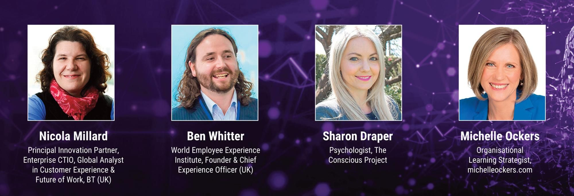 HR and L&D Virtual Innovation and Tech Fest speakers