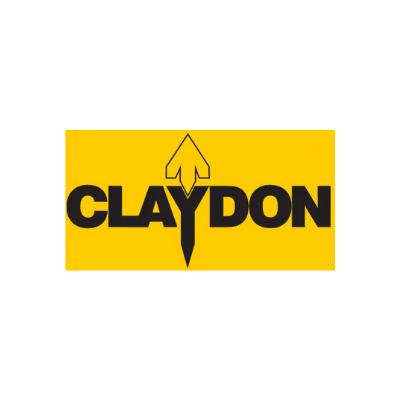 Claydon Drill logo for direct drill area