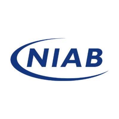 NIAB Logo for soil pit