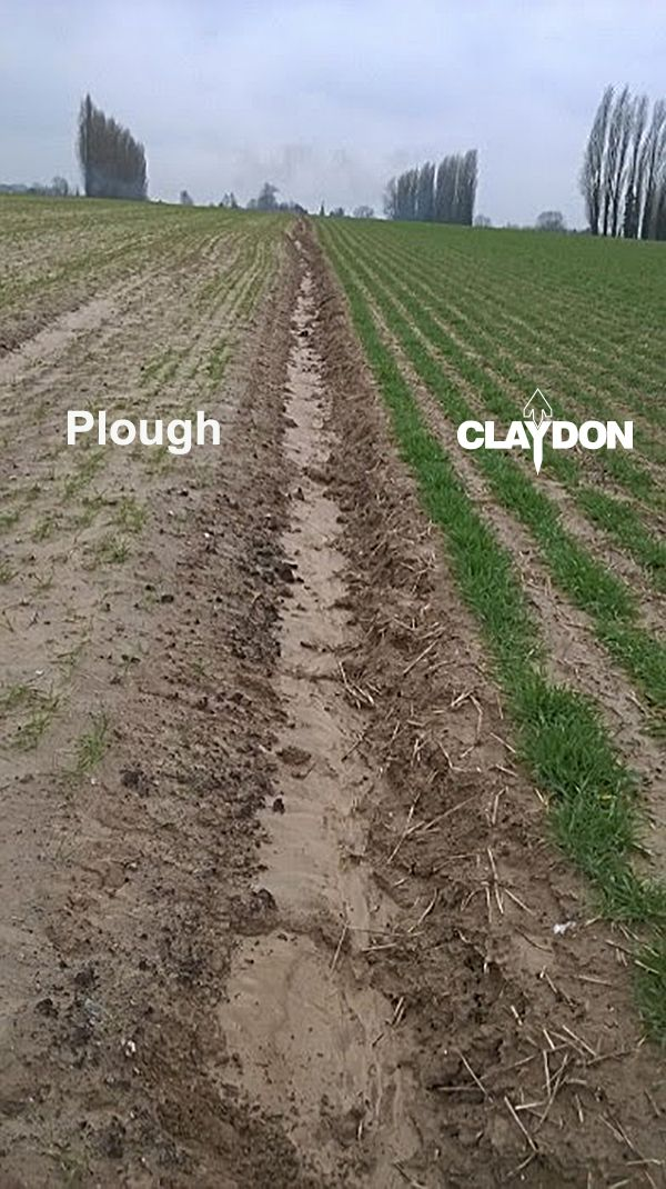 Plough vs Claydon for working demo page