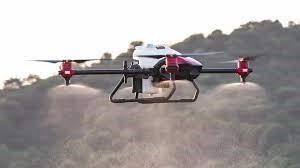Red Air Drone for Drone demo page