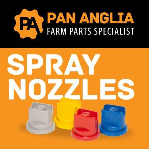 Pan Anglia - Spray Nozzles