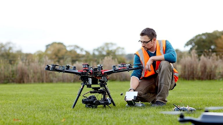 Investment in the spray drone sector for agriculture could unlock major benefits, Parliamentarians told