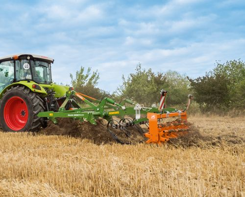 Amazone launches the new Cenio 3000 much cultivator