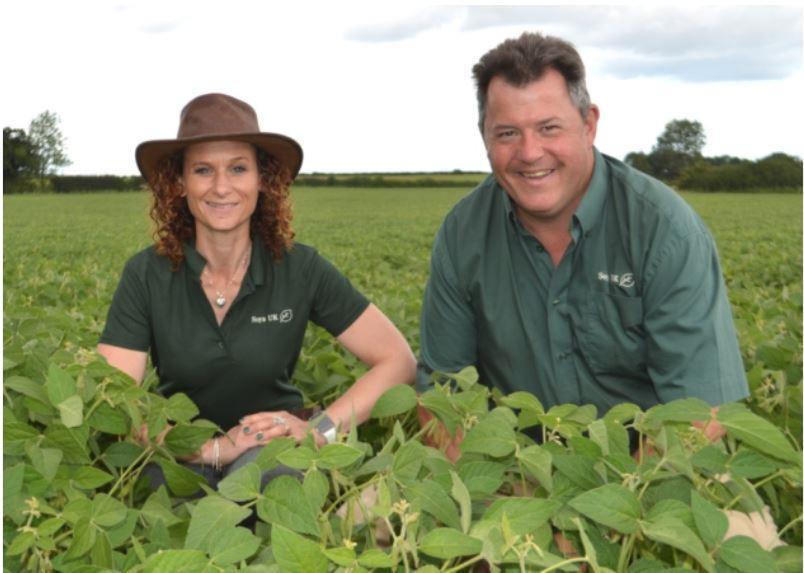 Spring Break Crop Options from Soya UK
