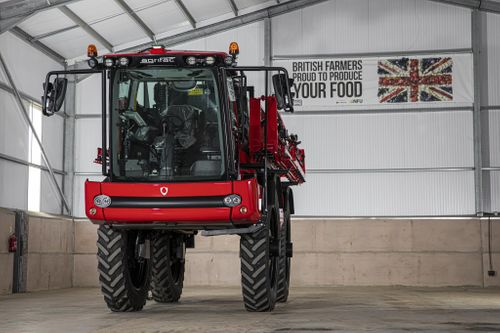 Introducing: The Agrifac Condor V