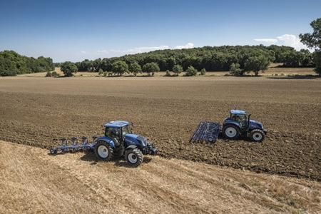 New Holland Cultivation and Tillage Equipment