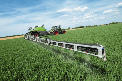 Fendt Sprayer Technology Update at Cereals