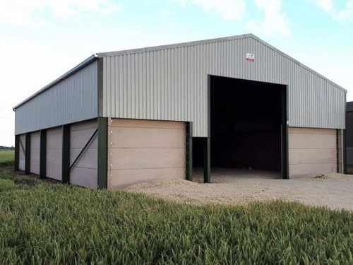 Special offers on steel frame buildings to thank and support British farmers