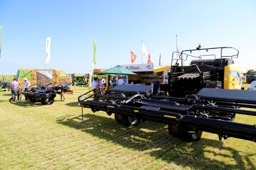 Parkland UK and ProStraw Systems at Cereals LIVE 2020