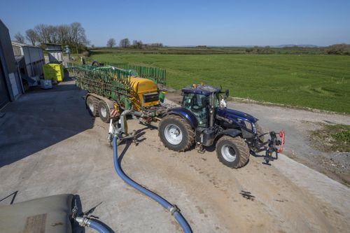 Zunhammer Slurry & Digestate handing equipment